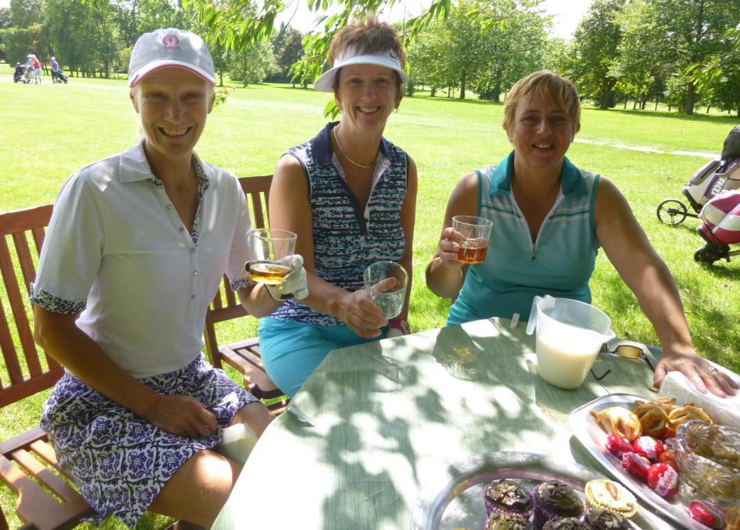 25 Denise, Barbara C, & Karen F