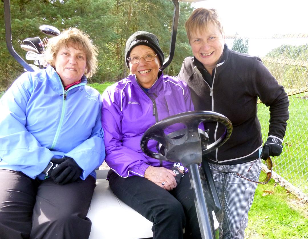 Jocelyn, Janet & Rebecca