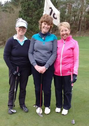 Sue, Karen & Ann