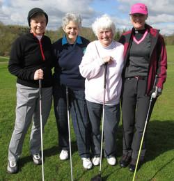5 Carol, Lynne, Maggie & Denise