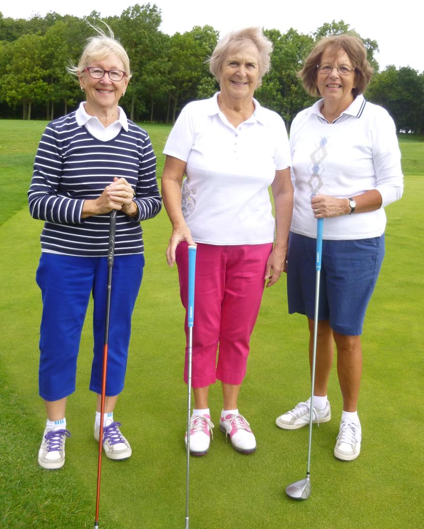 10 Jean, Pat & Janet