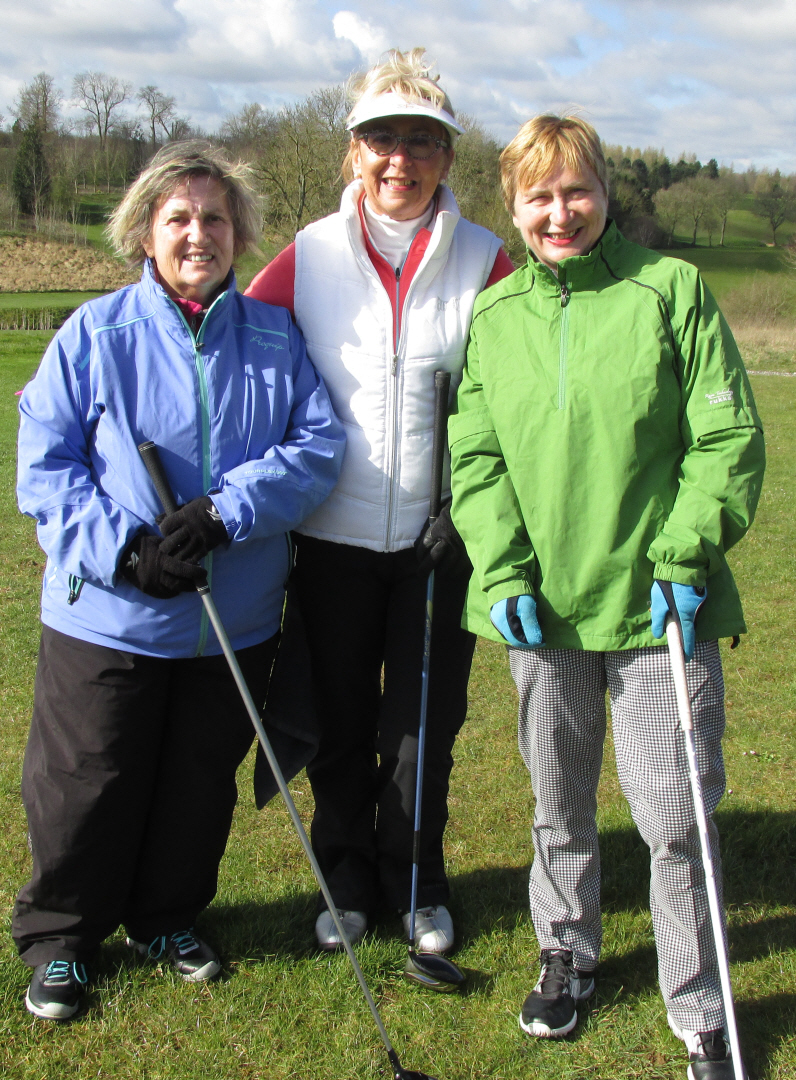 1 Jocelyn, Liz & Rebecca
