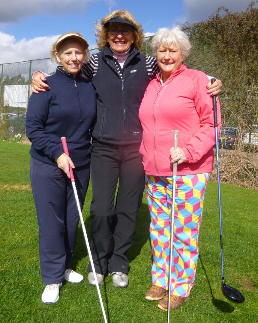 Jane, Liz & Pam