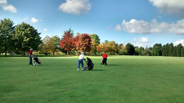 Nene Park Golf Club