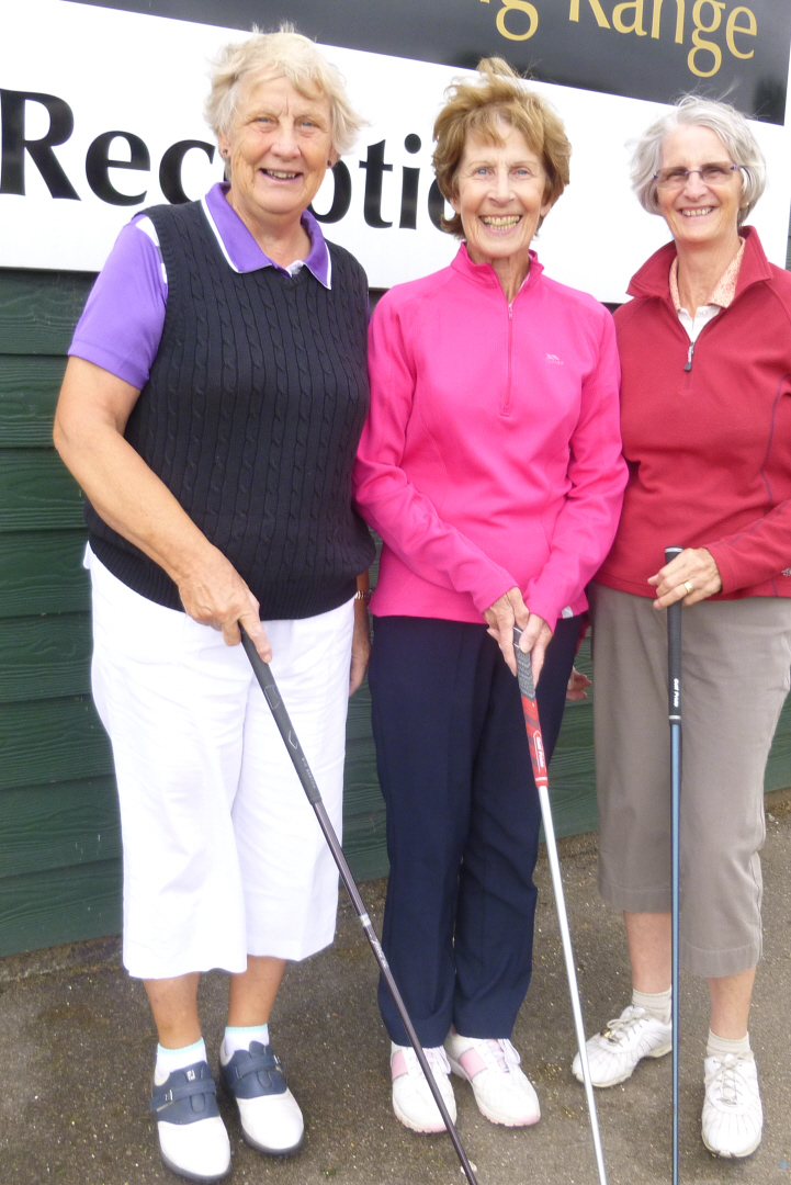 5 Gill, Joyce & Myra