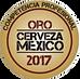 Cerveza Mexicana Tres Casas Märzen ganadora de medalla de oro