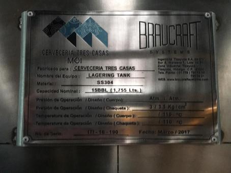 Primer lagering tank | el lúpulo | Justo.mx | ¿Cómo servir una cerveza?