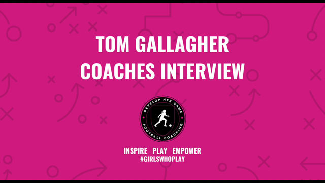 Coaches Interview with Tom Gallagher