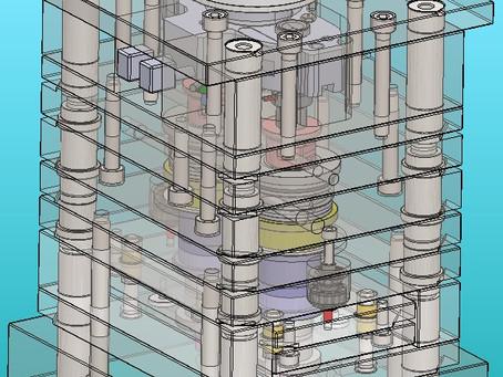 Как да конструирам шприцформа?
