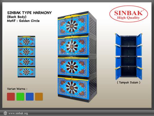 Golden Circle (Harmony Black Biru)_2.jpe