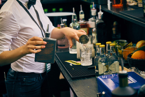 GIN A' FAIR Bar