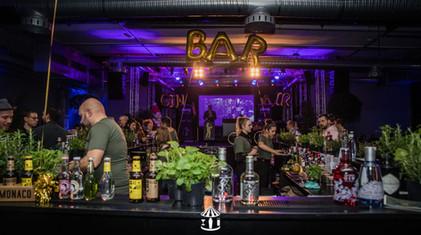 GIN A' FAIR Main Bar