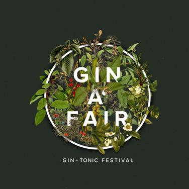 GIN A' FAIR Logo original