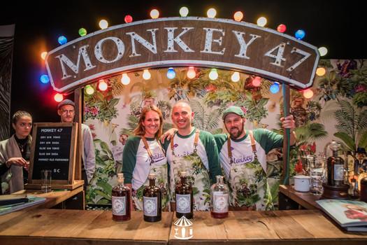 GIN A' FAIR Monkey 47