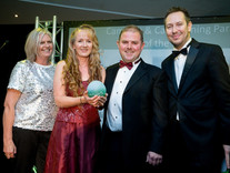 Gold award for Waterrow