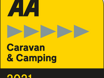 We are now an aa five pennant platinum caravan park