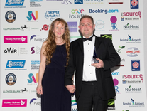 Waterrow scoop Bronze in Southwest Tourism of Excellence Awards 2016/7