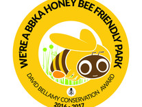 """We are officially a """"Honey Bee Friendly"""" park"""