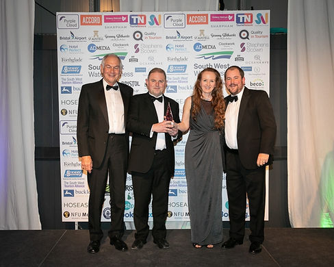 2018/9 Tourism Award winner Touring Camping and Caravanning Park of the Year