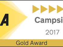 AA Gold Award for Waterrow