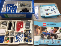 LEGO Machines and Mechanisms