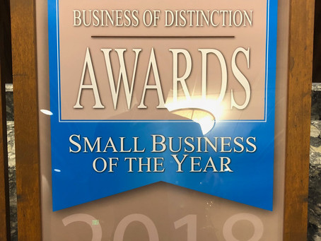 Greater Idaho Falls Chamber of Commerce Awards Maggie's Place LLC with Small Business of the Year