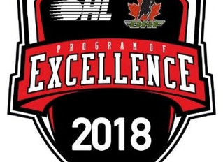 2018 OHF/OHL Under-15 Camp Applications Open