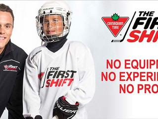 Canadian Tire First Shift Registration Now Open