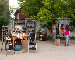Vintage Clothing Trade-Up