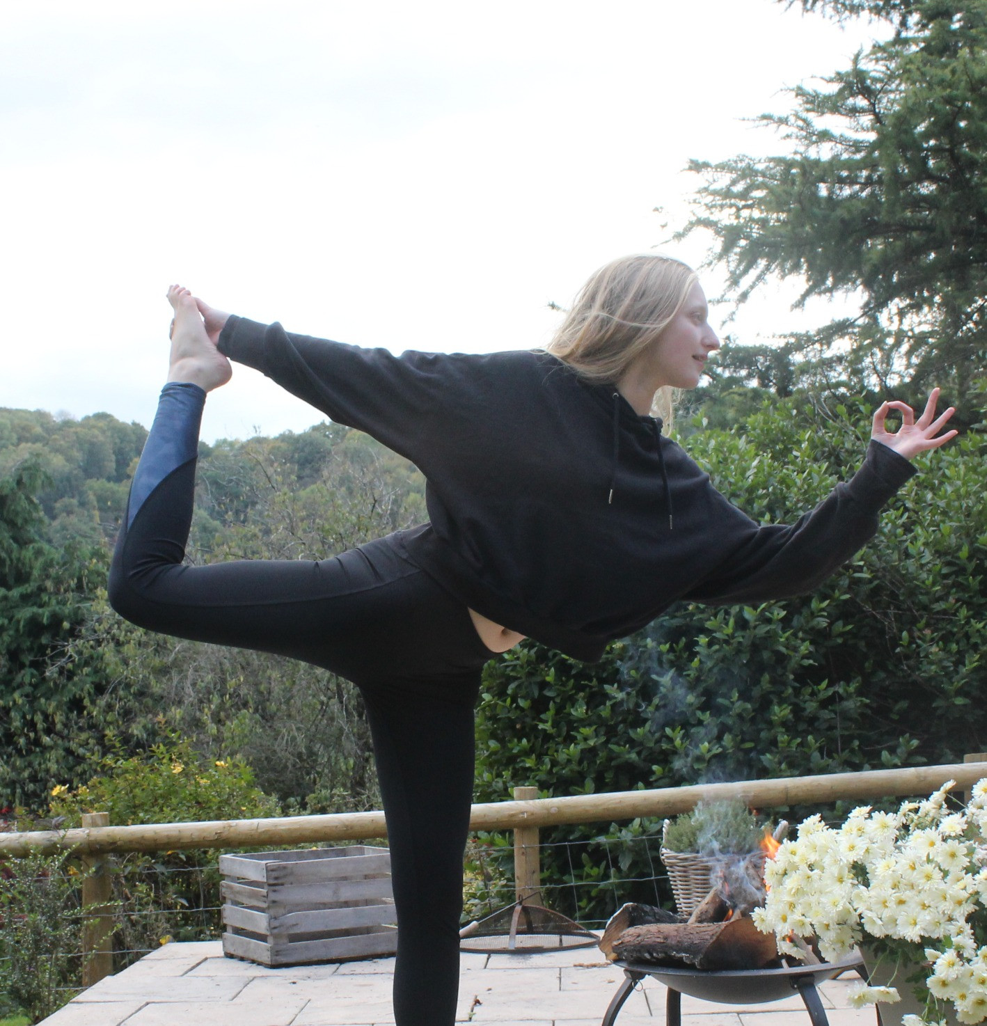 Online Flow and Grow Yoga Class