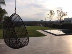 Cocoon swing