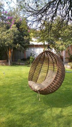Half sphere Swing