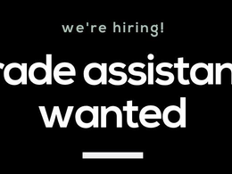 Trade Assistant for local workshop