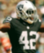 larry assante oakland raiders football p