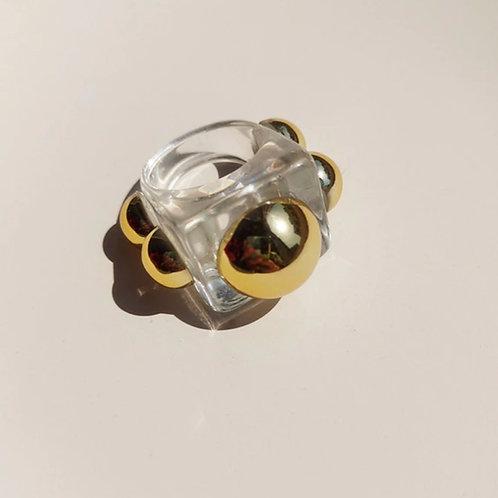 Resin Ring - Translucent