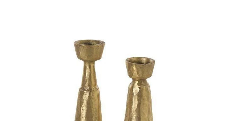 Brass Candlesticks - 2 Sizes