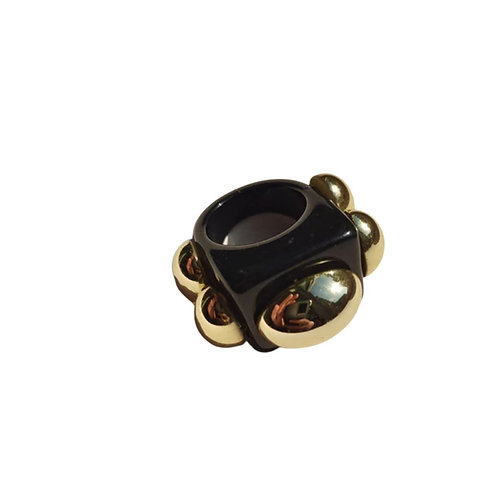 Resin Ring - Black