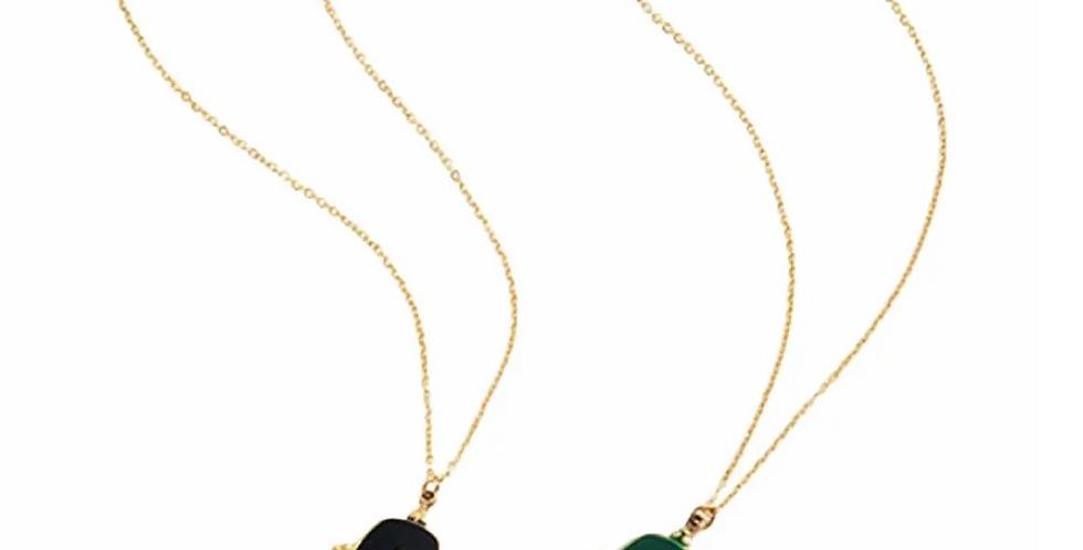 Gold Pendant Necklaces