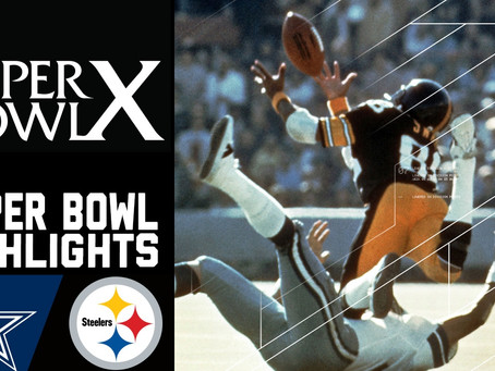 The Science of Super Bowl X