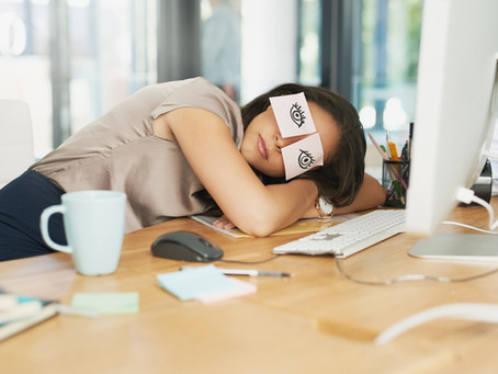 6 Ways to Slay the Afternoon Slump