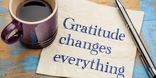 A Little Gratitude Goes a Long Way