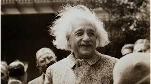 Albert Einstein's Wild Ride