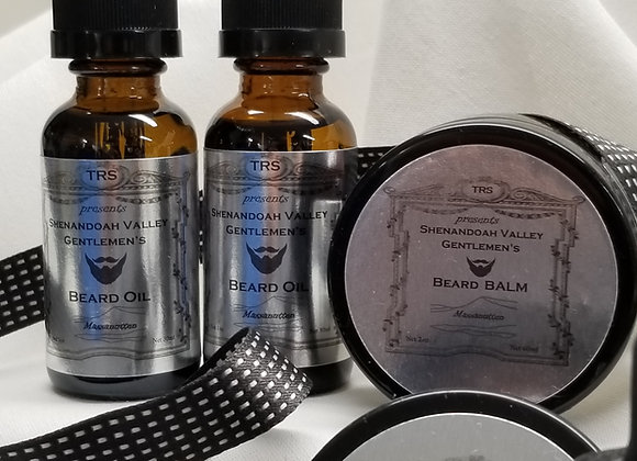 Massanutten Beard Oil