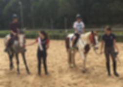 Kids pony parties