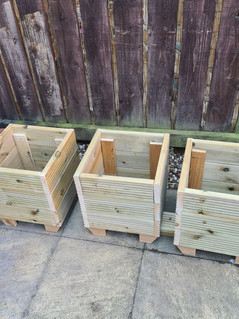 Andy's Planters
