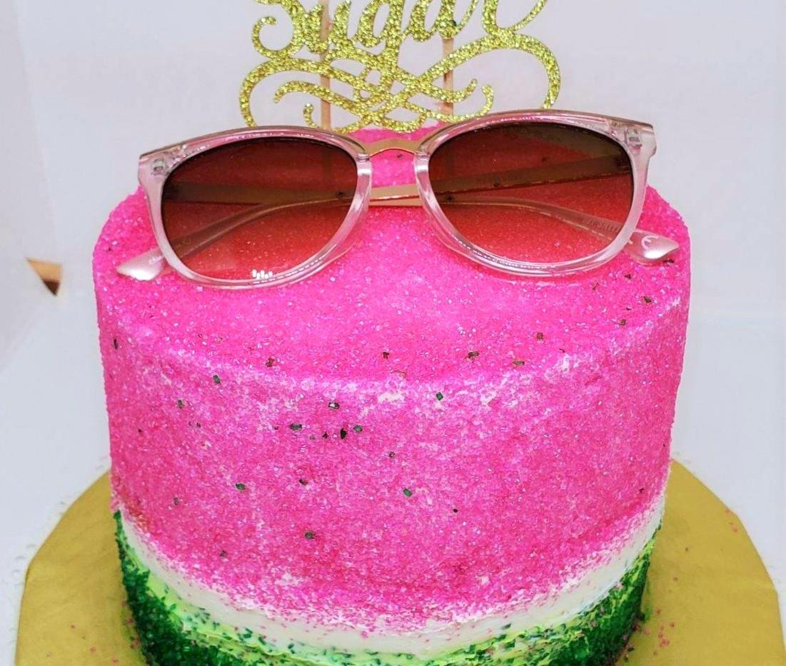 Custom Celebration Cake