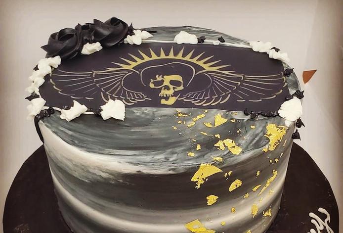 Custome Order Birthday Cake