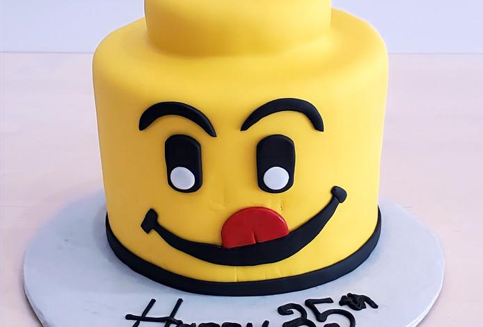Custom Order Themed Cake