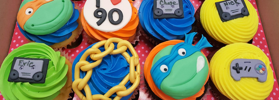 Custom Order Cupcakes