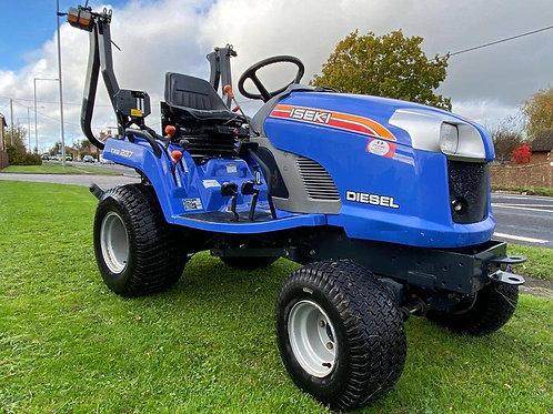 Iseki TXG237 4 Wheel Drive Compact Tractor